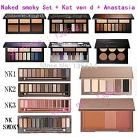 NAKED Brand Makeup  All In One On Sale (Nk2, 3, Smoky , Basis)