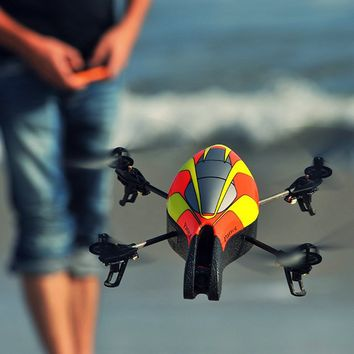 Parrot AR.Drone Quadricopter Controlled by iPod touch, iPhone, iPad, and Android Devices (Orange/Blue) (Discontinued by Manufacturer)