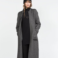 """HANDMADE"" LONG COAT"
