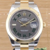 Rolex Datejust 41 - Unworn with Box and Papers November 2017