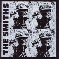 Smiths- Meat Is Murder cloth patch (cp1147)