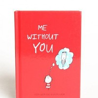 Me Without You book at ShopRuche.com
