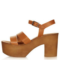 NELSON Chunky 2 Part Sandals