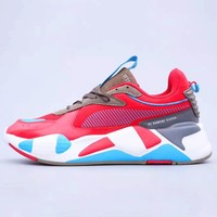 PUMA RS-X Retro Reinvention New fashion couple sports leisure shoes Red