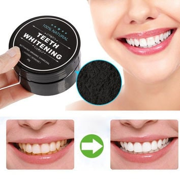 Activated soot _ teeth whitening black bamboo charcoal toothpaste stains [11717055375]