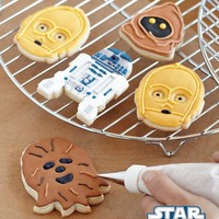 Star Wars? Droids & Aliens Cookie Cutters, Set of 4 | Williams-Sonoma