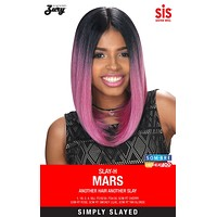 Zury Slay Mars Synthetic Lace Front Wig Slay Lace-H