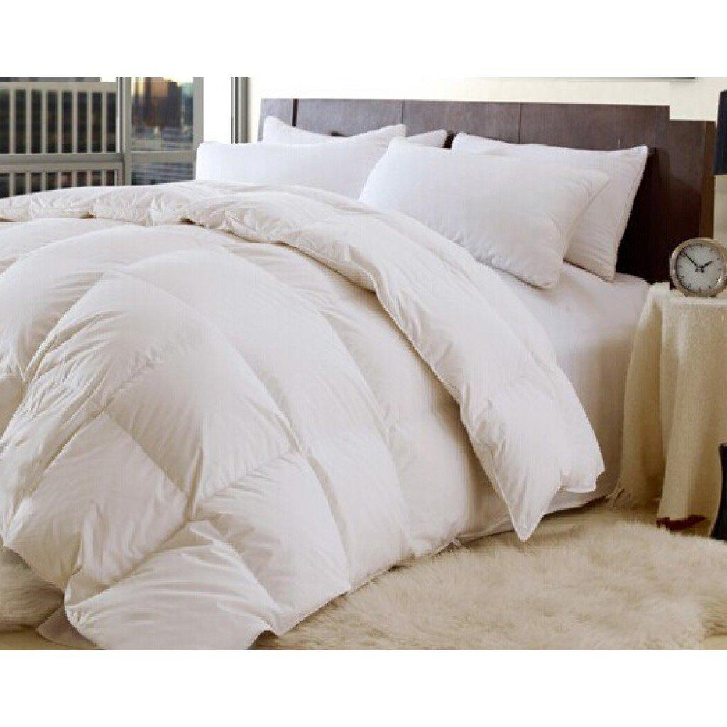 Image of HIGH QUALITY-DOWN AND FEATHER- 95/5 YEAR ROUND - COMFORTER
