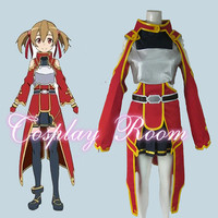 Sword Art Online Cosplay Silica Keiko Ayano Cosplay Costume - Custom-made in Any size