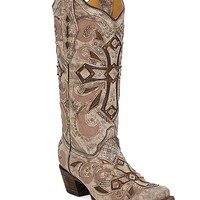 Corral Sadler Cowboy Boot