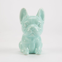 Ceramic Frenchie Bank 238325523 | Room & Dorm