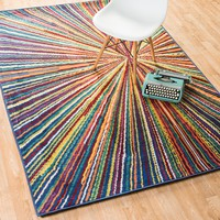 Skye Monet Prism Rug (7'7 x 10'5) | Overstock.com Shopping - The Best Deals on 7x9 - 10x14 Rugs