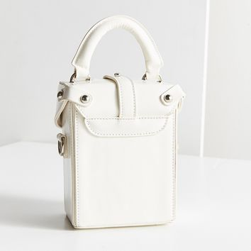 Maud Structured Mini Crossbody Bag   Urban Outfitters Canada