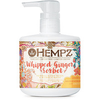 Fabulous Collection Limited Edition Whipped Ginger Sorbet Body Wash & Bubble Bath