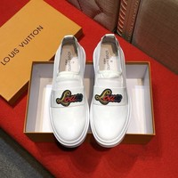 Louis Vuitton Lv Frontrow Sneaker 13a14xc42 - Best Online Sale
