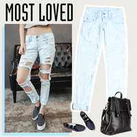 Women's Fashion Denim = 4815114628