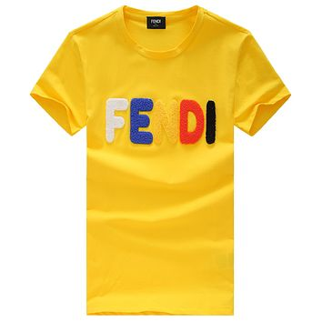 Boys & Men FENDI T-Shirt Top Tee