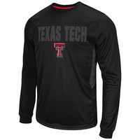 Colosseum Texas Tech Red Raiders Trainer Tee
