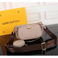 lv louis vuitton newest popular women leather handbag tote crossbody shoulder bag satchel 68