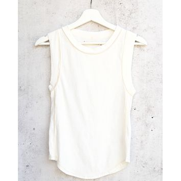 Free People - We The Free Go To Tank - Ivory