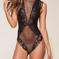 Sexy Lace Body Suit, Almost Gone Ladies