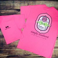 SIMPLY SOUTHERN - SOUTHERN TIE TEE
