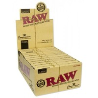 RAW Connoisseur King Size with Pre-Rolled Tips