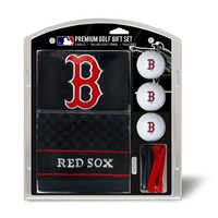 Team Golf Boston Red Sox Embroidered Towel Gift Set (Rsx Team)