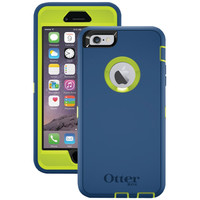 """Otterbox Iphone 6 Plus 5.5"""" Defender Series Case With Holster (citron)"""