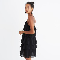 Ruffle-Tier Cami Dress