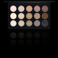 M·A·C Cosmetics | Products > Eye Kits and Palettes > Eye Shadow x15: Cool Neutral