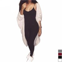 Casual Rompers Women's Jumpsuit