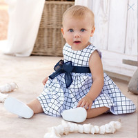 Baby dress/ Baby clothes/ Climbing clothes/ Children'  sleeveless dress