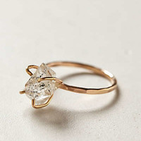 Anthropologie - Herkimer Diamond Ring