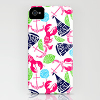 Summer time! (Lilly Pulitzer style) iPhone & iPod Case by uramarinka | Society6