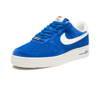 NIKE AIR FORCE 1 LOW SUEDE - HYPER BLUE   Undefeated