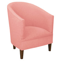 Ashlee Tub Chair, Rose, Accent & Occasional Chairs