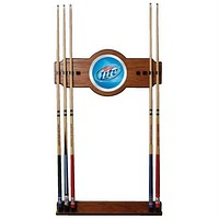 Billiard Cue Rack - Miller Lite
