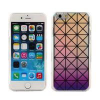 HOLOGRAPHIC GEO IPHONE CASE MORE COLORS