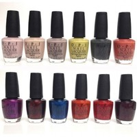 OPI Germany Collection - 12 PC