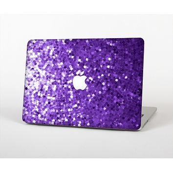 The Purple Shaded Sequence Skin for the Apple MacBook Air 13""