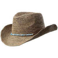 Athleta Small Cowgirl Hat Size One Size - Tobacco