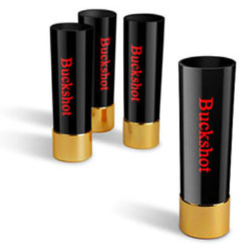 Buckshot Shot Glasses