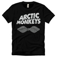 Nolimito Men's Arctic Monkeys Special Design T-shirt, Tshirt S