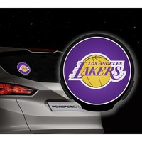Los Angeles Lakers NBA Power Decal