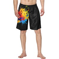 Splatter Men's Board Shorts