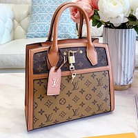 LV Louis Vuitton High Quality Women Shopping Bag Handbag Tote Shoulder Bag Crossbody Satchel
