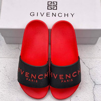 shosouvenir Givenchy Fashion Men Women Slipper Sandals Shoes