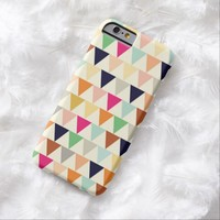 Crème De La Crème - Triangles iPhone 6 Case