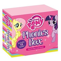 My Little Pony Phonics Box BOX